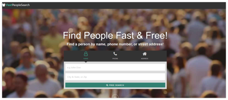 Fastpeoplesearch opt out