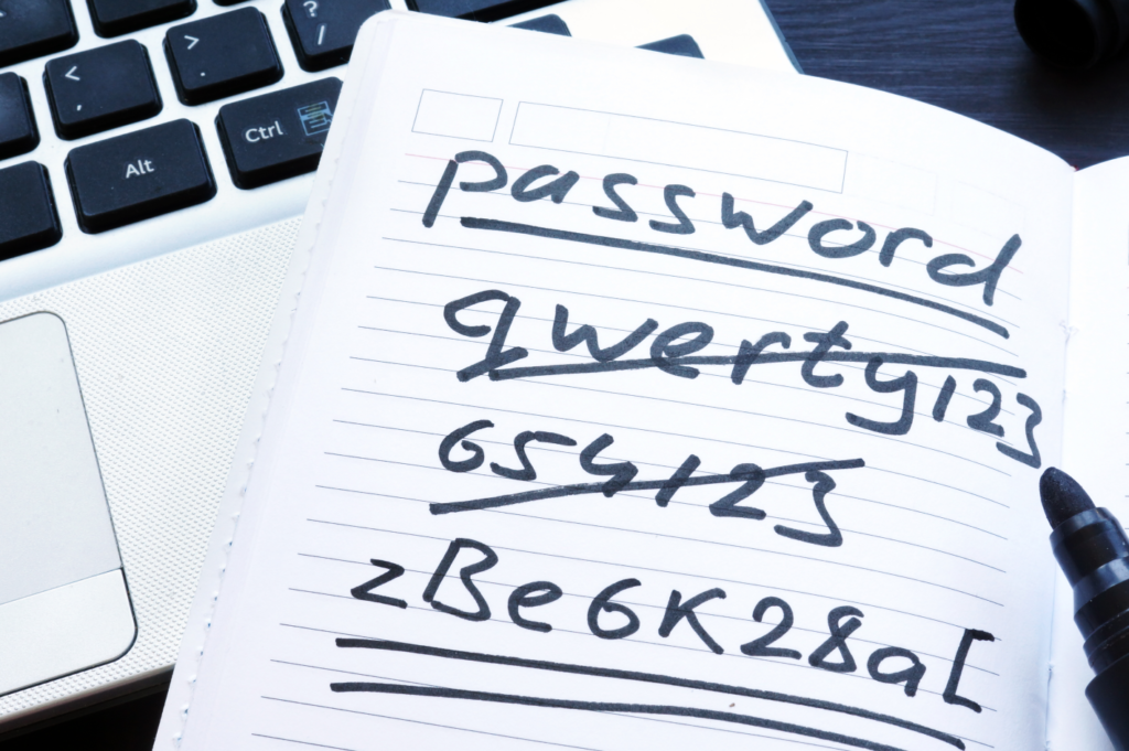 Password security