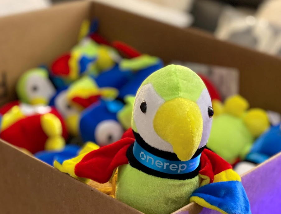 Privacy Parrots OneRep Perkscon Boston 2021